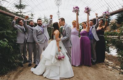 Brice & Michelle Get Married